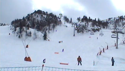 webcam la pierre saint martin ski cam ra direct des pistes. Black Bedroom Furniture Sets. Home Design Ideas