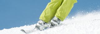 domaine ski alpin