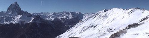 webcam artouste ski