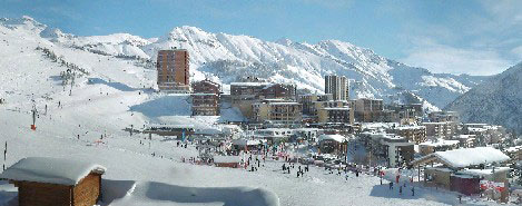 Webcams orci res merlette ski en direct de la station - Office tourisme orcieres merlette 1850 ...