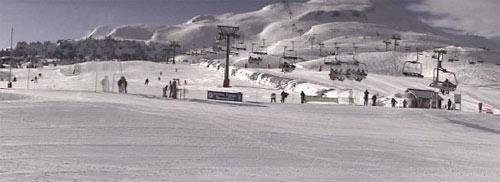 webcam la pierre saint martin en direct des pistes de ski