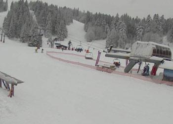 webcam ski gerardmer chaume francis
